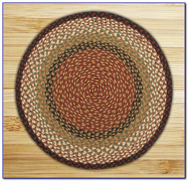 Round Braided Rugs Diy