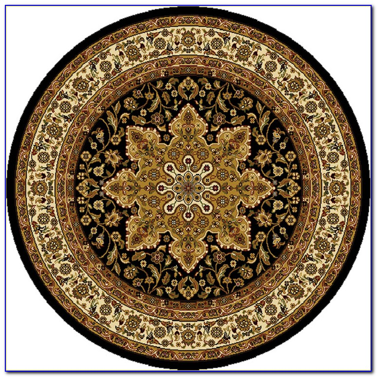 Round Persian Rugs Melbourne