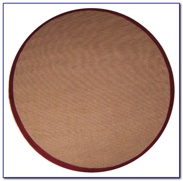 Round Sisal Rugs