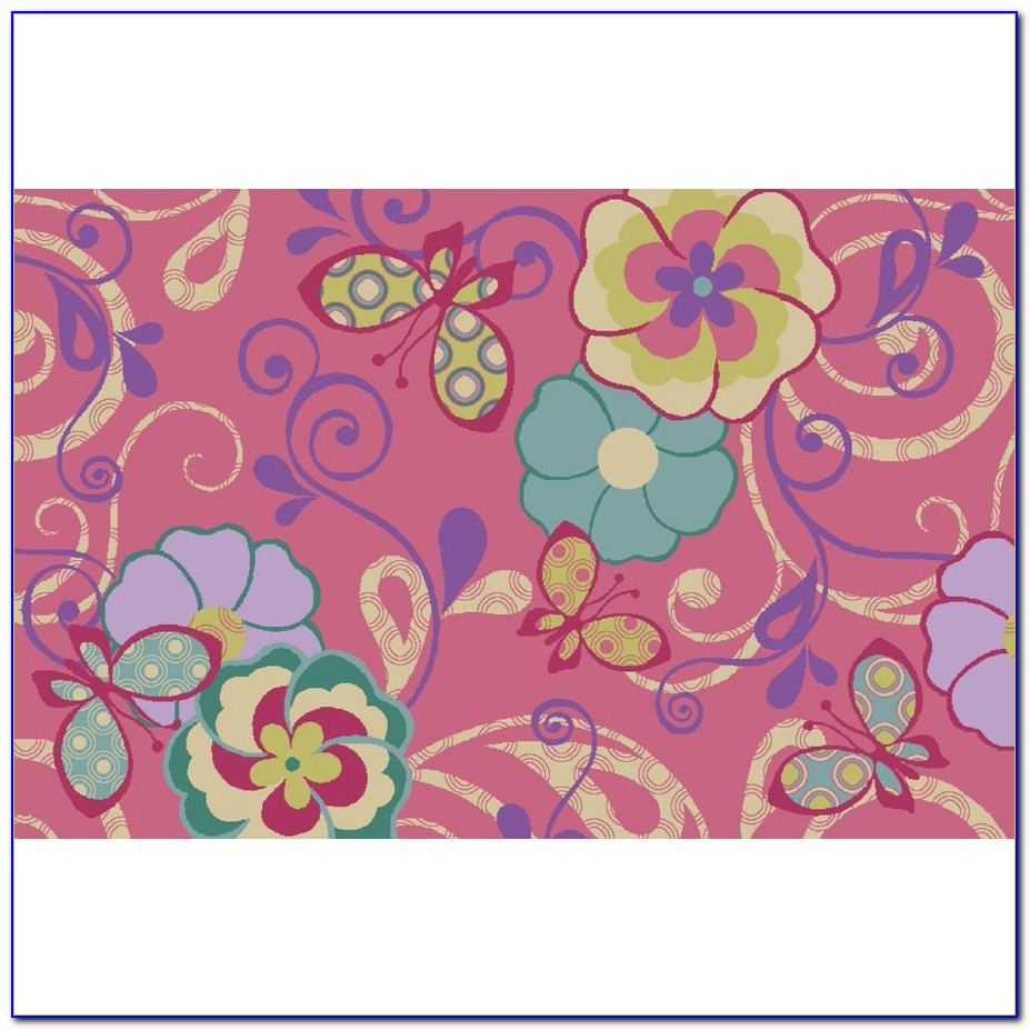 Shaw Living Rugs Summer Flowers