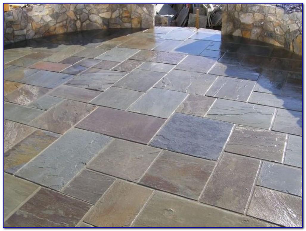 Slate Stone Patio Slabs