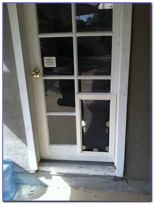 Sliding Door Dog Door Bunnings