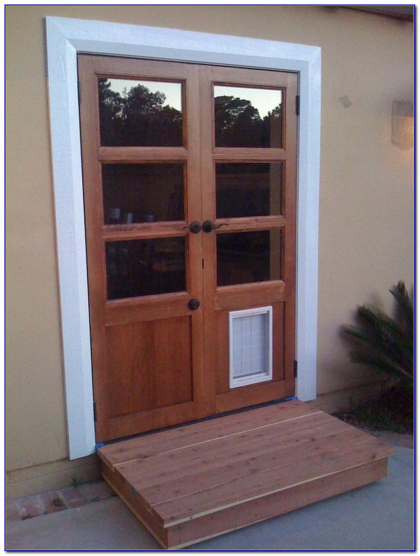 Sliding Door Pet Door