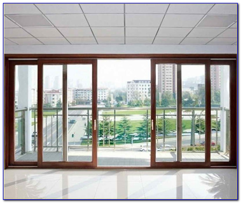Sliding Track Panels For Patio Doors