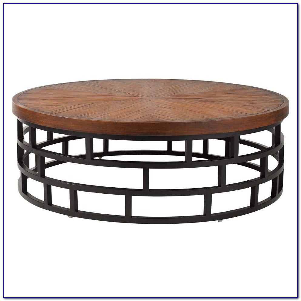 Small Round Patio Coffee Table