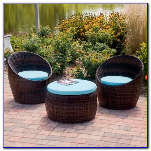 Small Space Patio Bistro Sets