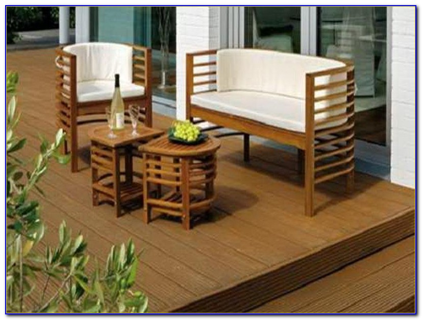 Small Space Patio Dining Sets