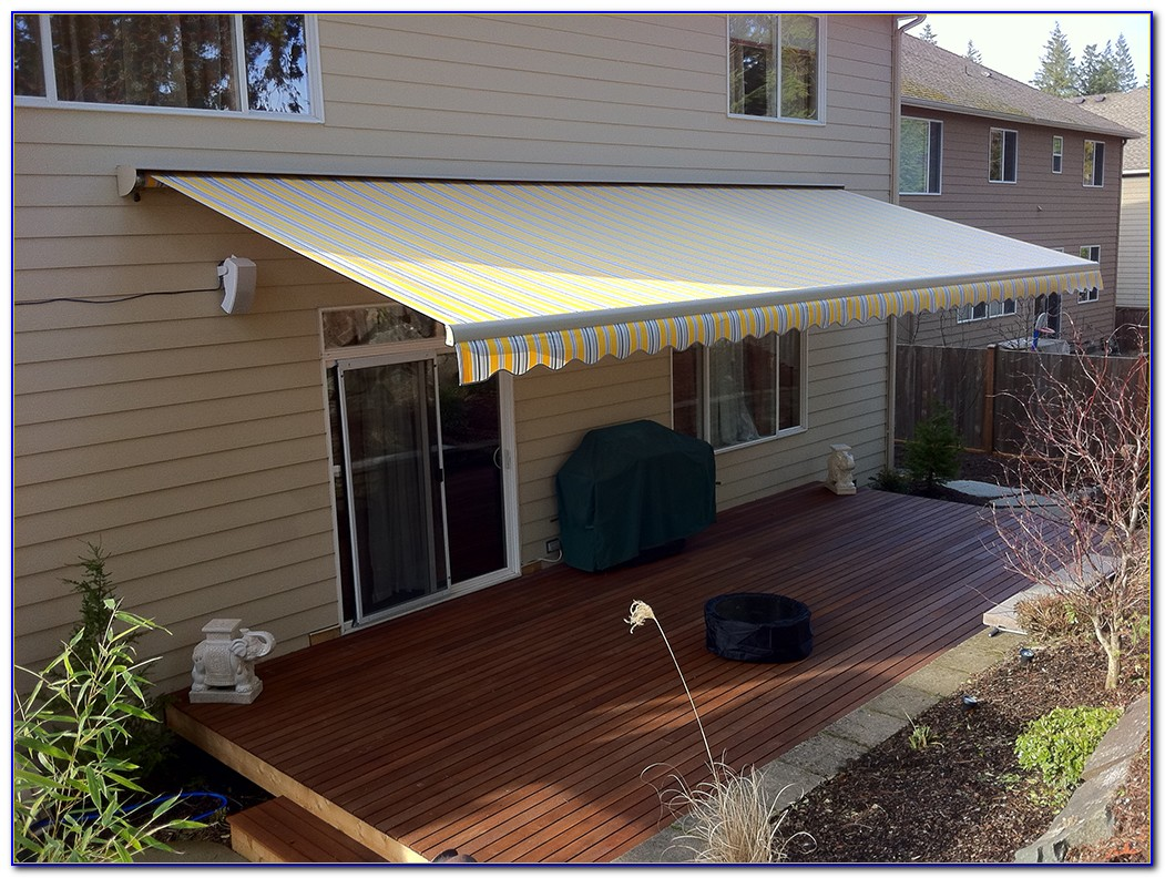 Southern Patio Retractable Awning