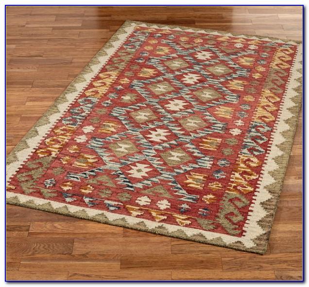 Southwest Area Rugs Wool