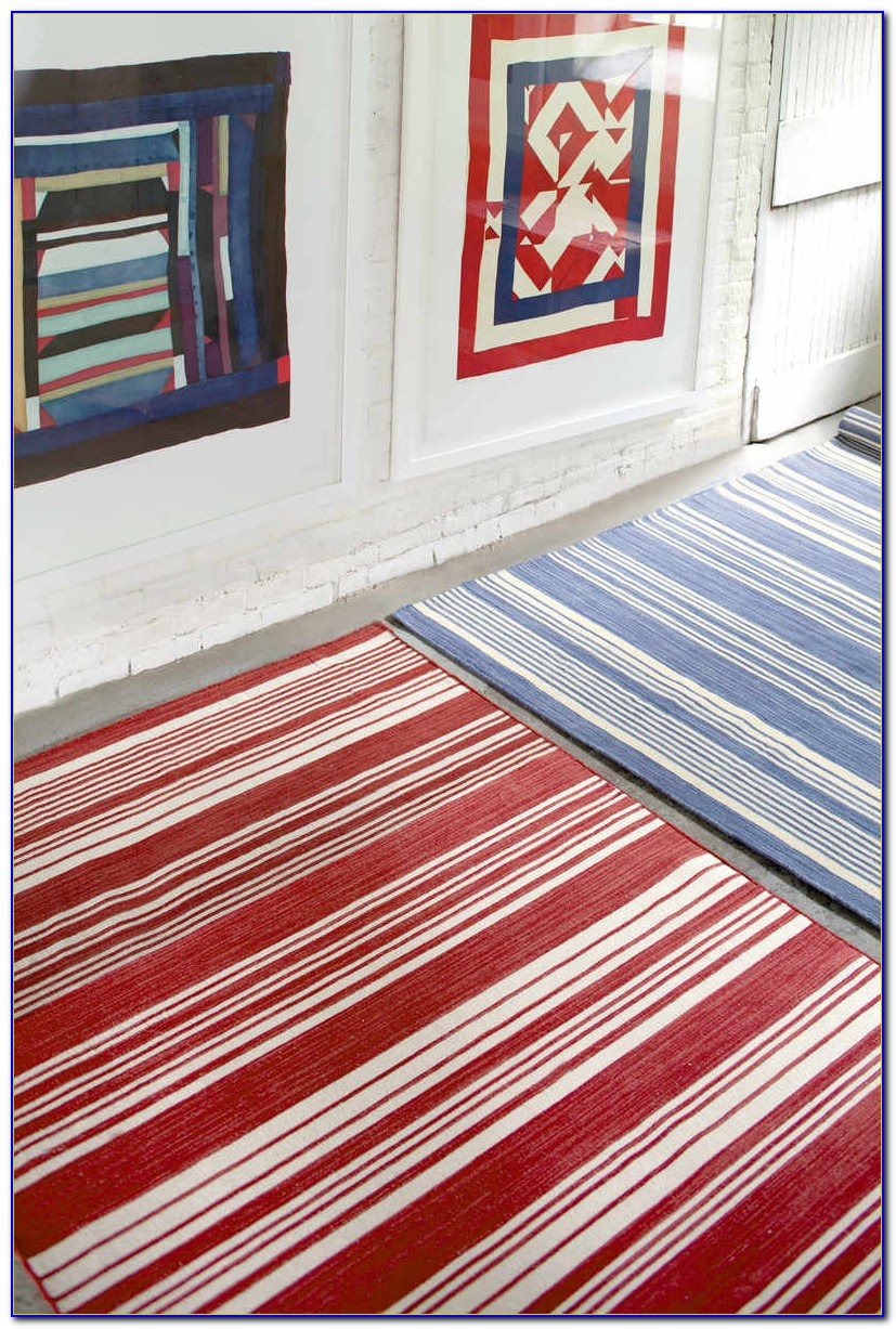 Striped Area Rugs 3x5