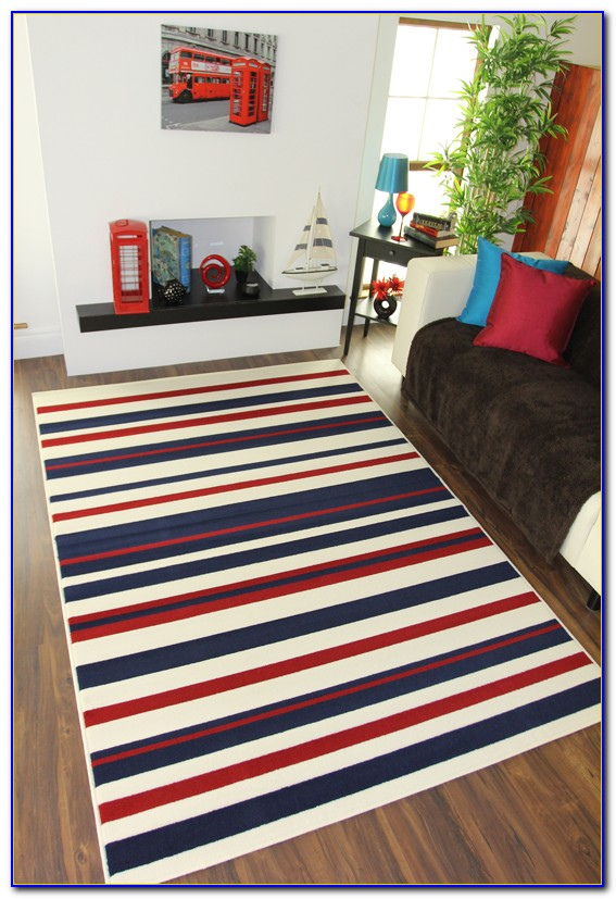 Striped Area Rugs 6 X 9