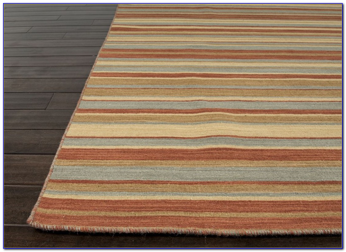 Striped Area Rugs 8x10