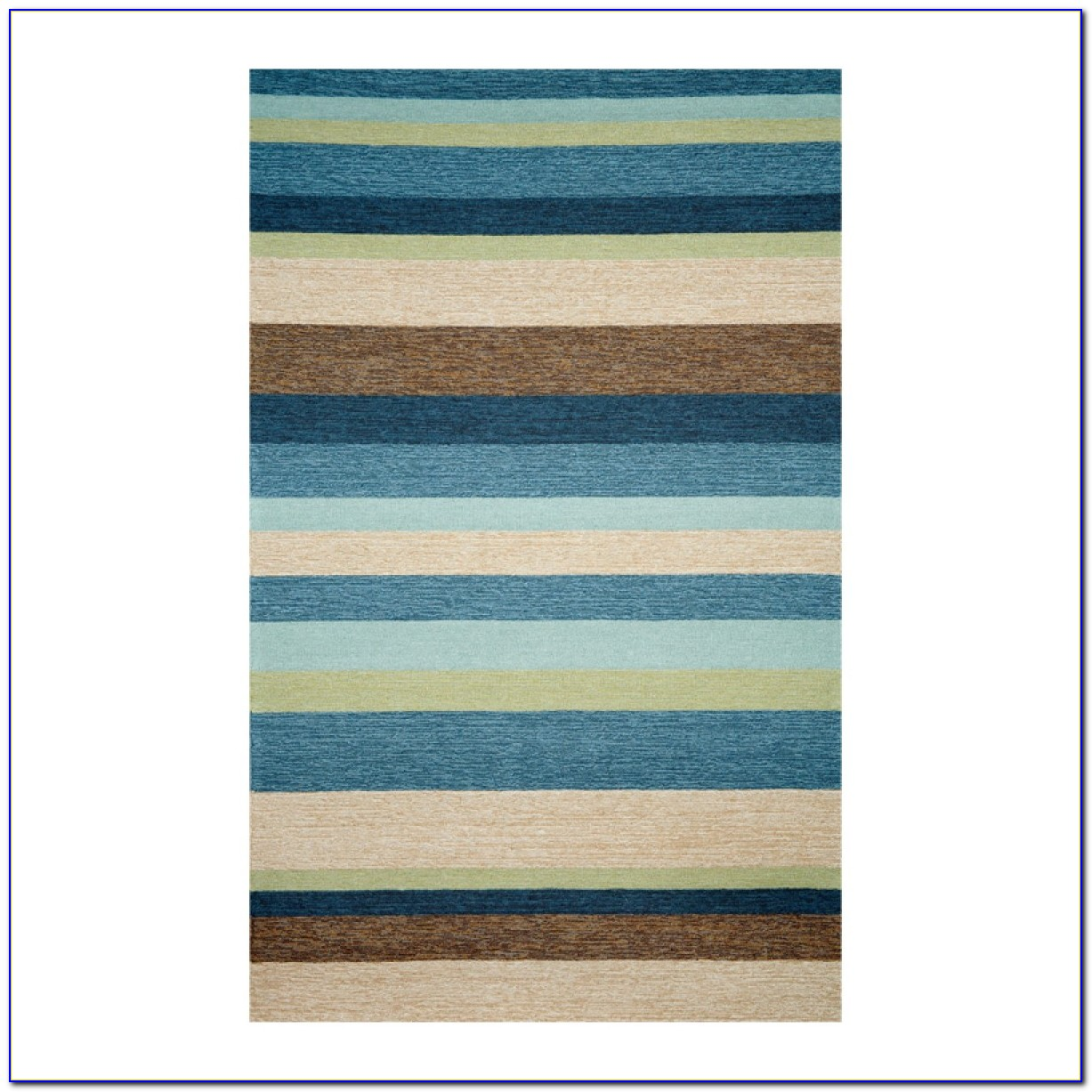 Striped Area Rugs 9 X 12
