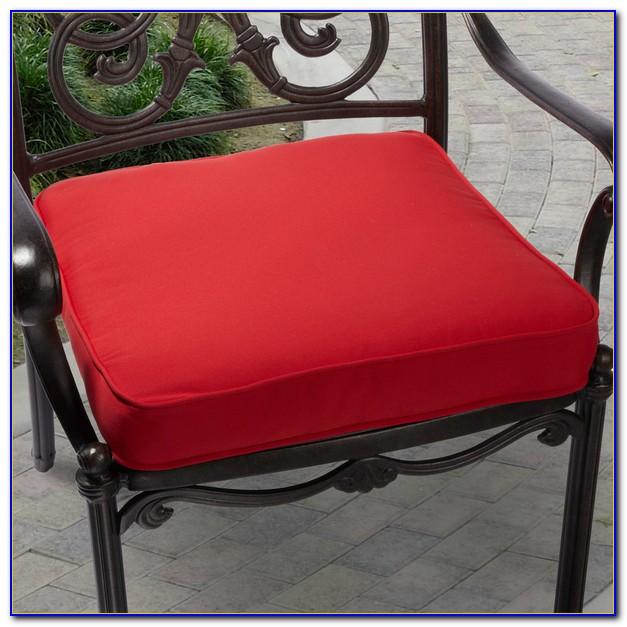 Sunbrella Patio Chair Pads