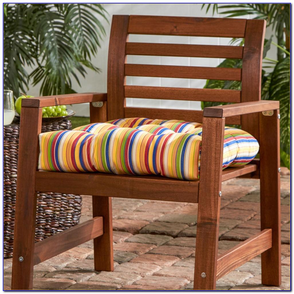 Sunbrella Replacement Patio Chair Cushions