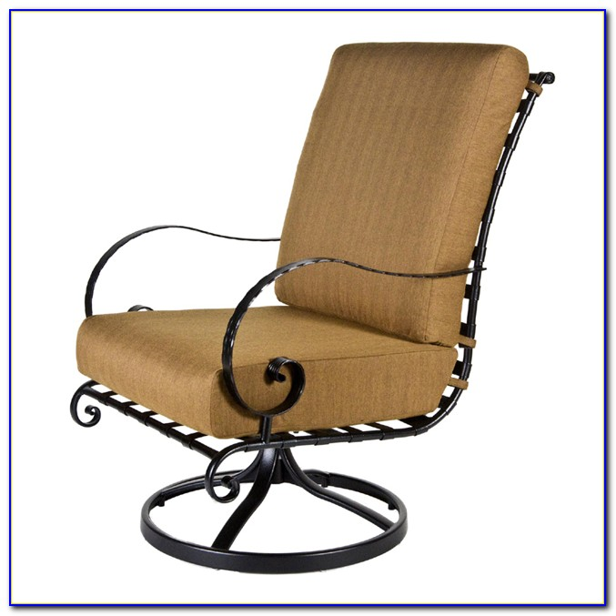 Swivel Rocking Patio Chairs