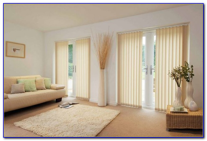 Thermal Lined Patio Door Curtains