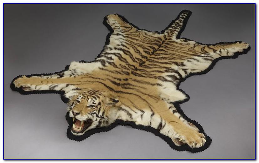 Tiger Skin Rug Meaning