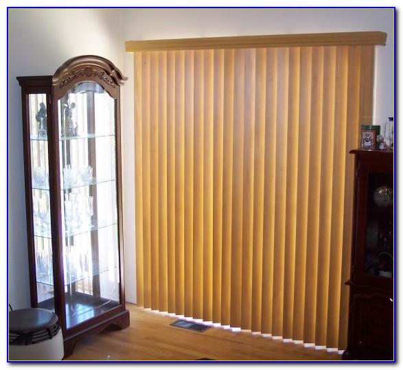 Vertical Patio Window Blinds