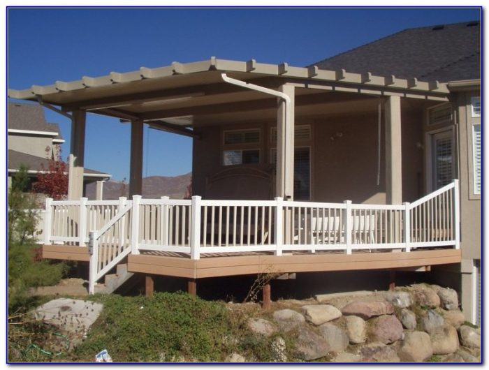 Vinyl Patio Covers Utah