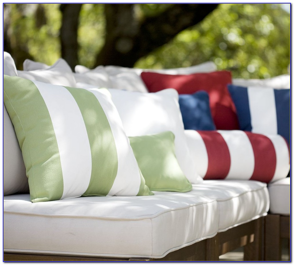 Waterproof Patio Cushions