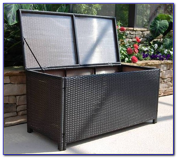 Waterproof Patio Storage Chest