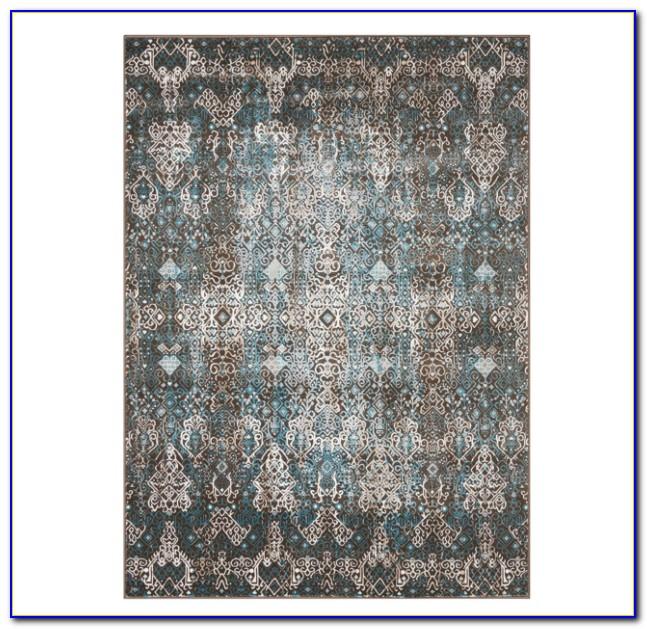 Wayfair Area Rugs Blue