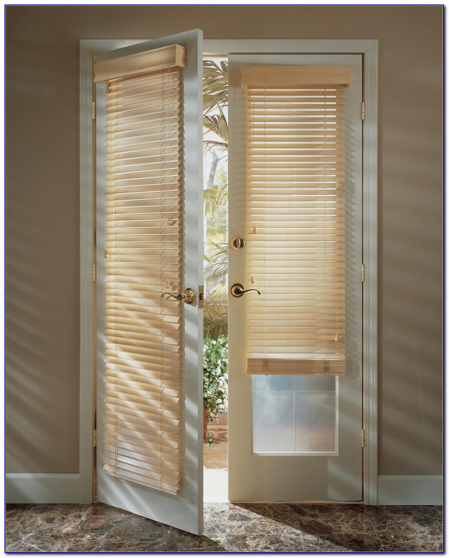 Window Coverings For Kitchen Patio Doors