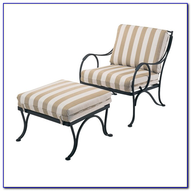 Woodard Orleans Wrought Iron Patio Furniture