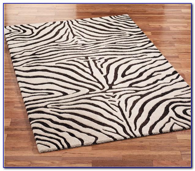 Zebra Area Rug Canada
