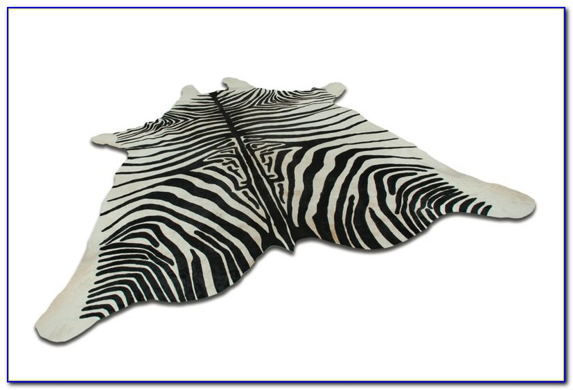 Zebra Hide Rug South Africa