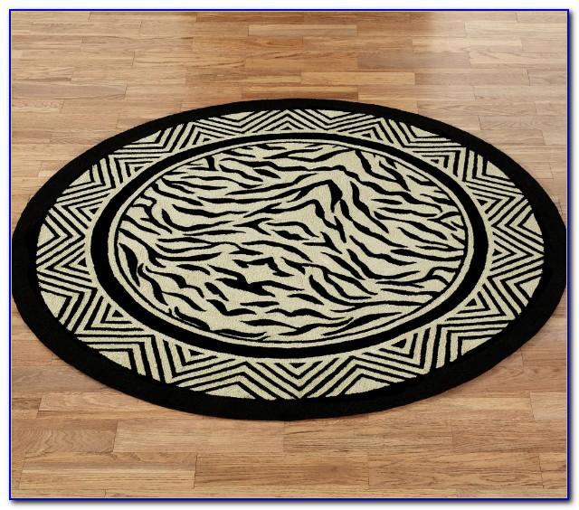 Zebra Print Rugs Target