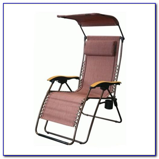 Zero Gravity Patio Chair With Cup Holder
