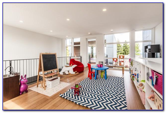 Zig Zag Rug Living Room