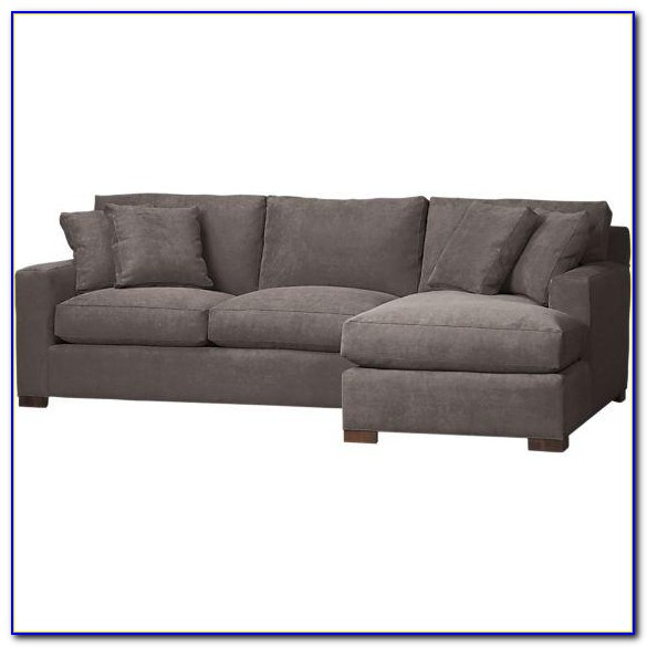 2 Piece Sectional Sofa With Chaise Cover