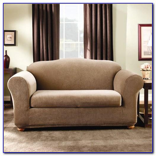 2 Piece Sofa Slipcover Stretch