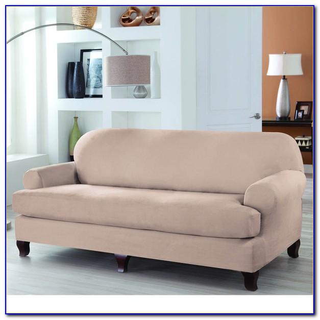2 Piece Sofa Slipcover T Cushion