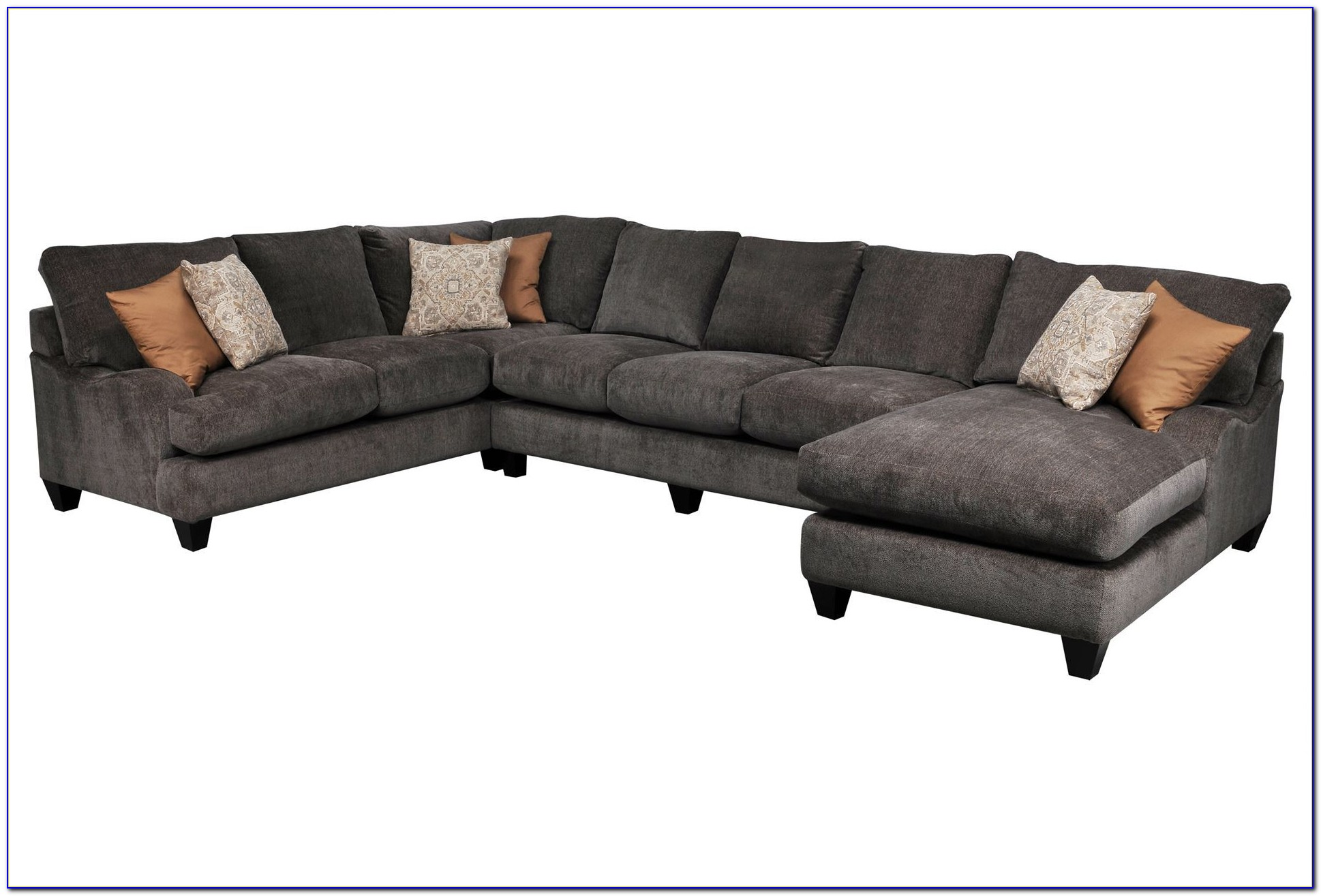 3 Pc Sectional Sofa With Chaise