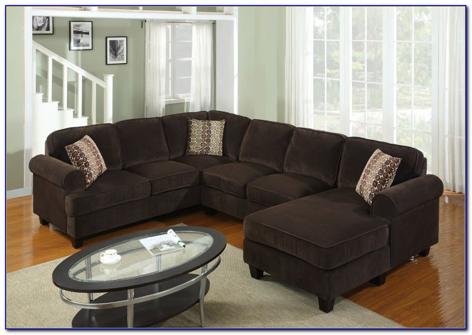 3 Pc Sectional Sofa With Recliners
