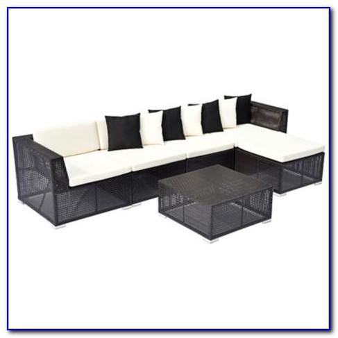 6 Piece Modular Sectional Sofa Leather