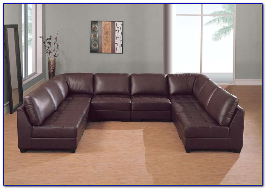 8 Piece Sectional Couches