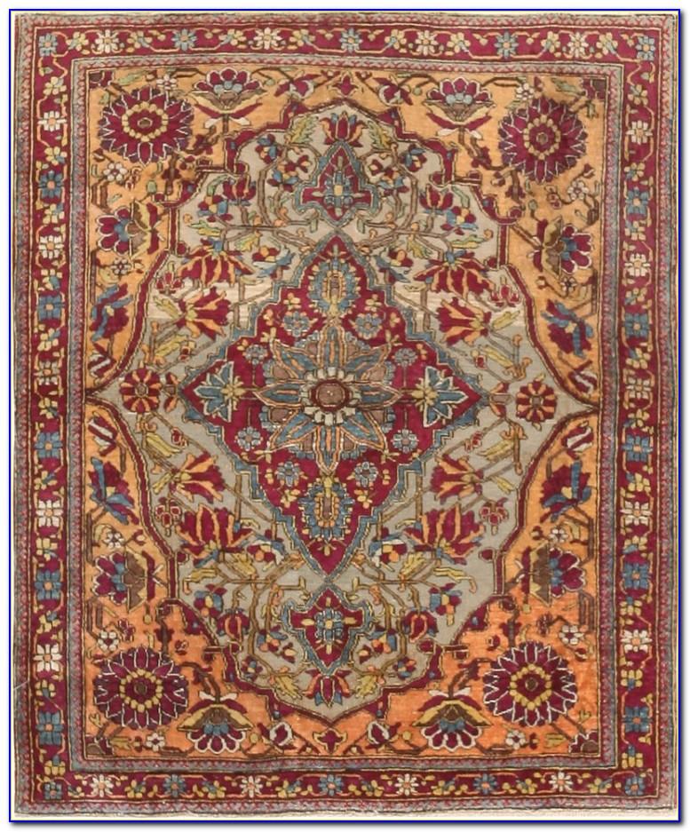 Antique Persian Rug Designs