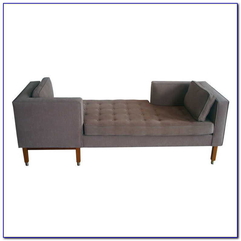 Antique Tete A Tete Sofa