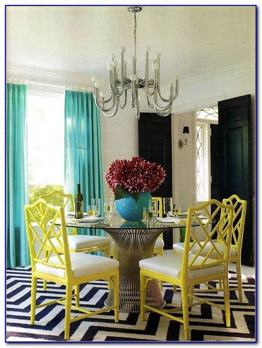 Aqua Blue Kitchen Rugs