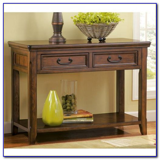 Ashley Furniture Porter Sofa Table