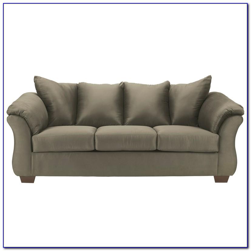 Ashley Furniture Sleeper Sofa Leather