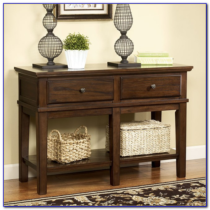 Ashley Furniture Sofa Table Desk