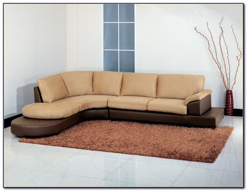 Aspen Sectional Sofa With Ottoman
