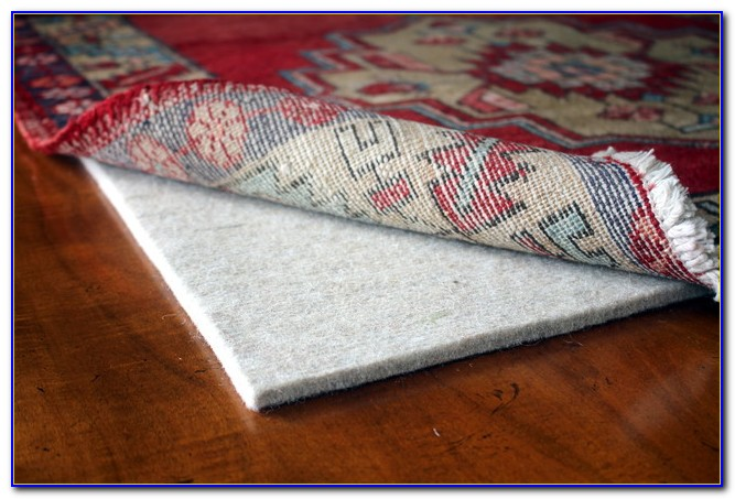 Best Rug Pad Material For Hardwood Floors