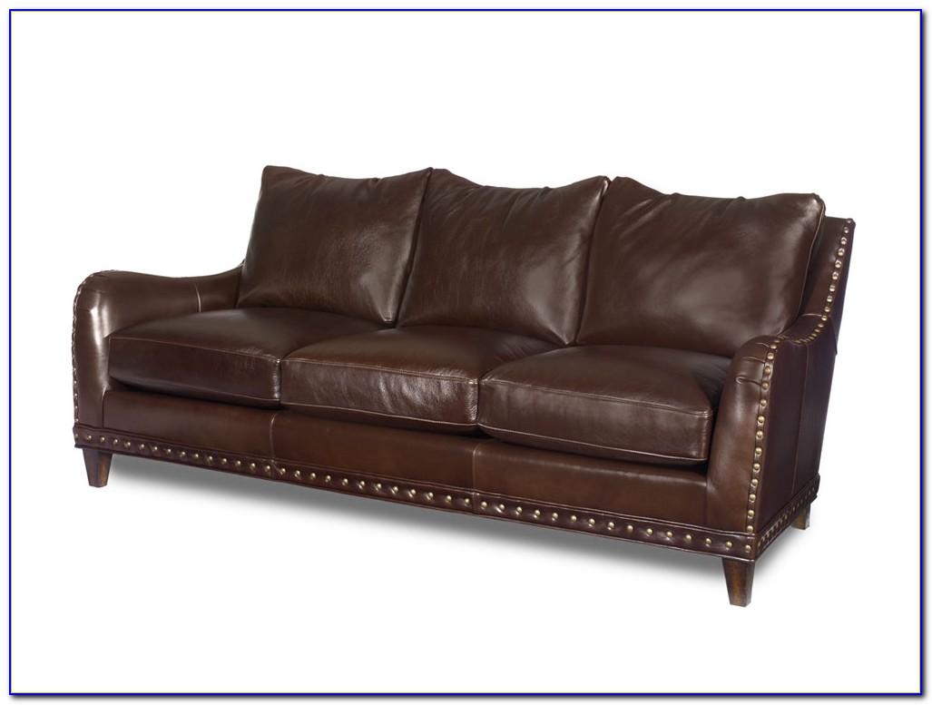 Bradington Young Leather Sectional Sofa
